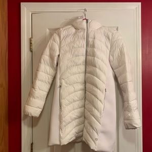 Gap Puffer Coat with Detachable Hood